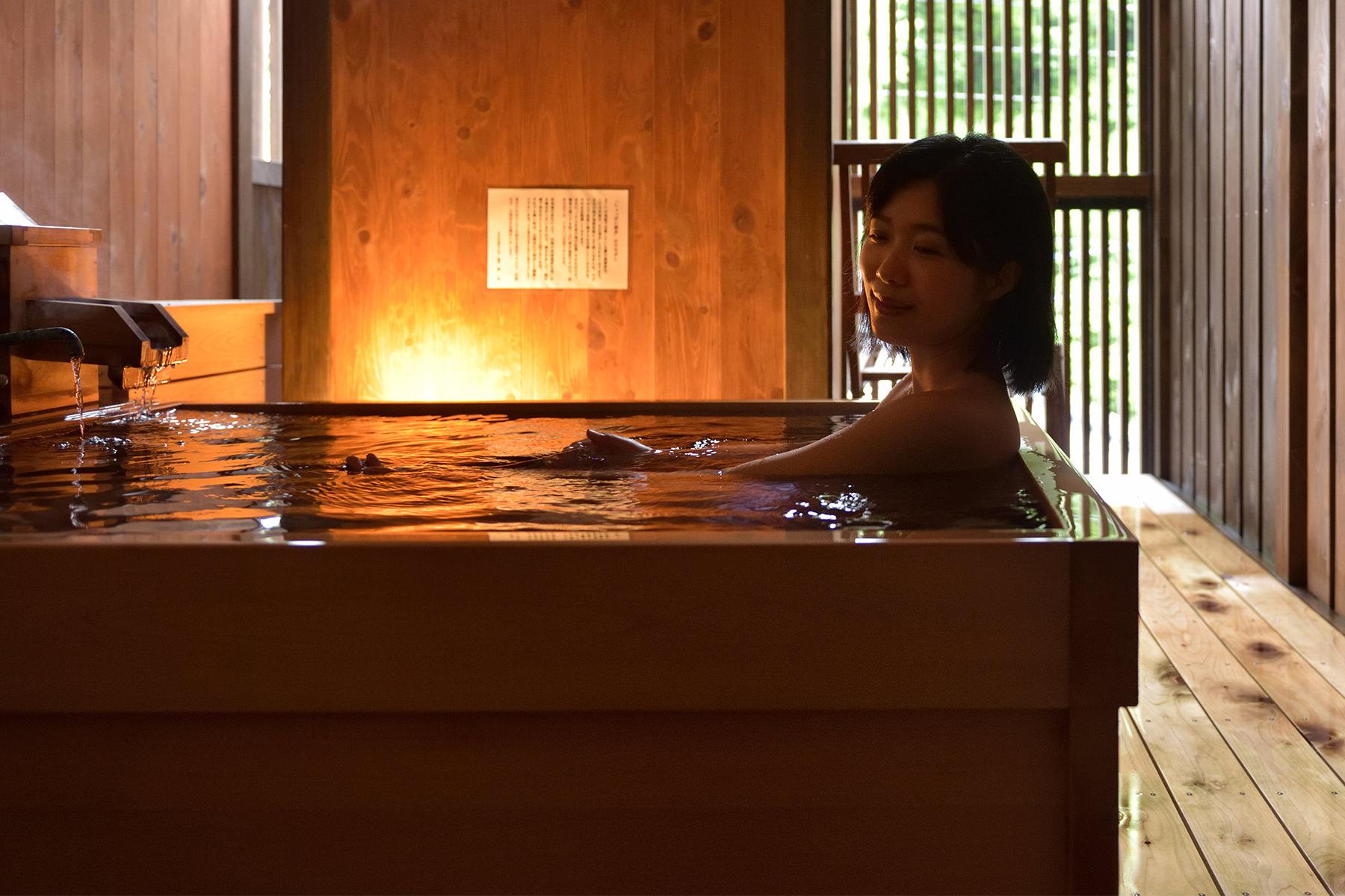 春1 客室風呂