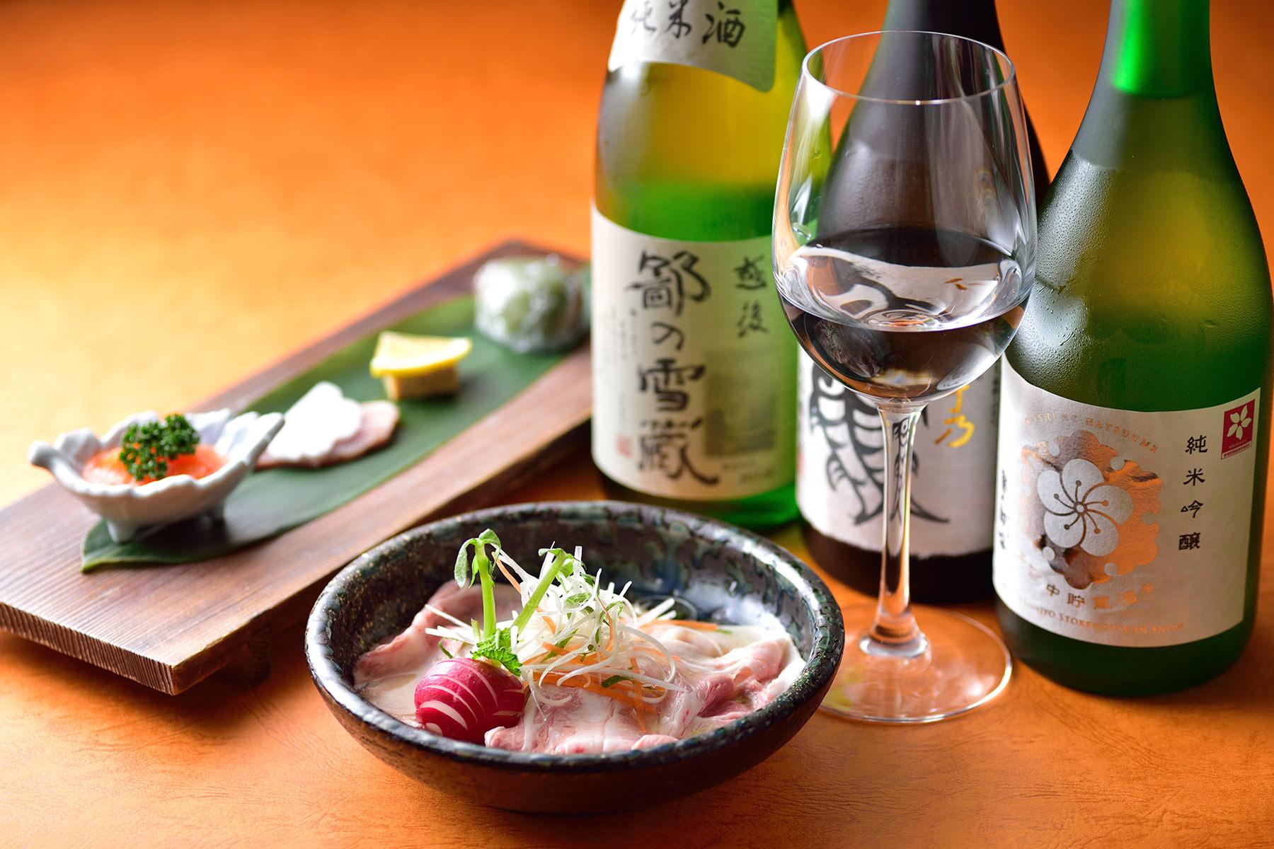 秋-3 日本酒