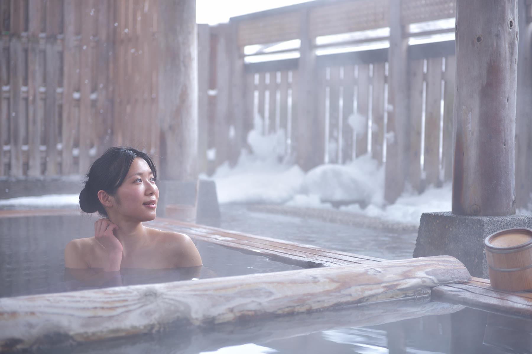 冬-5露天風呂